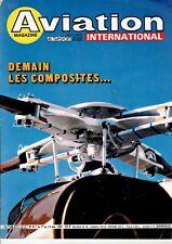 Lot de 2 revues AVIATION Magazine International 1982