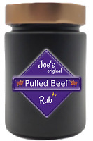 BBQ und Grill Gewürz - Pulled Beef Rub 95g Joe's Originals (EUR 11,95/100 g)