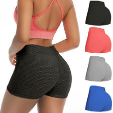 Women's Yoga Shorts Anti-Cellulite Sports Gym Fitness Running Sports Hot Pants