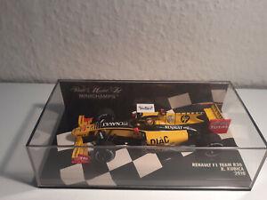 Renault F1 Team R30 Robert Kubica 2010 1/43 Minichamps