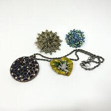 Costume Jewelry Group Of Assorted