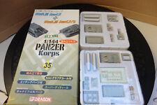 DRAGON 1/144 PANZER KORPS STUG.III AUSF.B & STUG.III AUSF.F/8 MODEL KIT BOXED