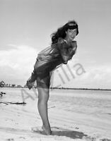 """Bettie Page Photo Retro Pin Up 004 Printed in Photo Lab 8""""x10"""" in"""