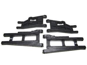 Traxxas 37076-4 Rustler VXL 2wd Truck Brushless Lower Suspension Arm Set