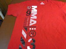 Ecko Unltd. MMA T-Shirt   Large Red  Tee   I14