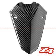 2014-2017 Z1000 Z1000R Upper Front Nose Windshield Screen Trim Cowl Carbon Fiber