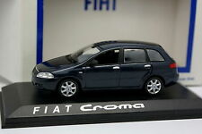 Norev 1/43 - Fiat Croma Bleue