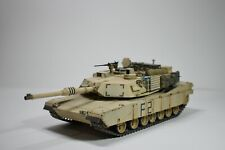 """1/35 PRO BUILT-AND PAINTED-M1A2 ABRAMS """"Operation Iraqi Freedom"""""""
