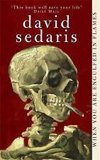 David Sedaris Biography, Memoir Paperback Books