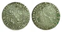 pci0343) POLONIA - Sigismondo III (1587-1632) 1/4 di tallero 1623