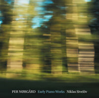 Per Nørgard : Per Nørgård: Early Piano Works CD (2017) ***NEW*** Amazing Value