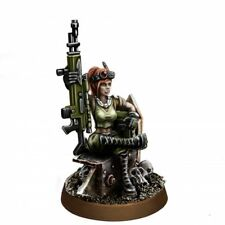 Imperial Soldiers Female Corporal - Wargames Exclusive