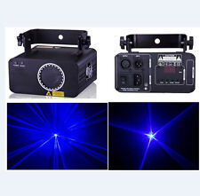 500mW 450nm Blue Stage Laser Light Projector DJ Disco Party Show Beam Laser DMX
