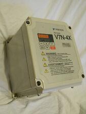 Yaskawa V7N-4X 460V-3.4A CIMR-V7NU40P7 40P74 Varispeed Variable Frequency Drive