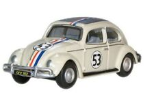 OXFORD 76VWB001 VW BEETLE HERBIE model rally car No.53 1:76th scale - OO Gauge