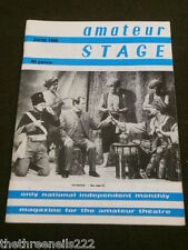 AMATEUR STAGE - 'FANTINTZA' - JUNE 1986