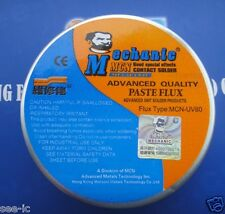 Big Bottle ADVANCED QUALITY PASTE FLUX MCN-UV80 Mechanic Advanced SMT Solder