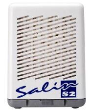 Salin S2 Salzluftgerät mit Filter,Luftreiniger, Allergiker  Inhalator o. Maske