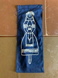 Arimo Rucni Prace Girl Fabric Wall Hanging