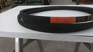 """Shibaura GT161 , GT14 , GT16 48"""" deck belt 080520093 MM48 , MM481 deck"""