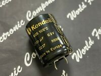 1pcs - Kendeil K05 4700uF 63V 105C Snap-In Capacitor