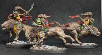 Rippa's Snarlfangs Warhammer Underworlds: Beastgrave Quality Painted