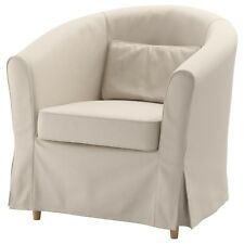 Ikea Ektorp Tullsta Chair Cover Lofallet Beige Slipcover Only