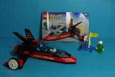 LEGO Town, Extreme Team ~ Land Jet 7 (6580) & Anleitung