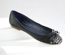 Ravel Womens Ladies Elvis Ballet Slip On Shoes in Black Size 4 SAMEDAY DISPATCH