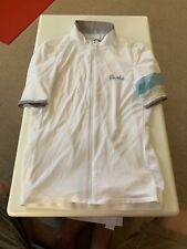 Rapha Super Lightweight Jersey In White And Size Small
