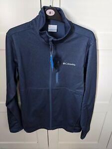 Columbia Outdoor Elements Full Zip Track Top Jacket