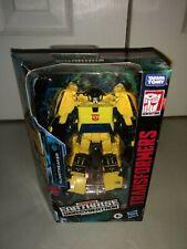 Sunstreaker Transformers G1 WFC E36 Earthrise IN HAND! MISP! Hasbro Netflix