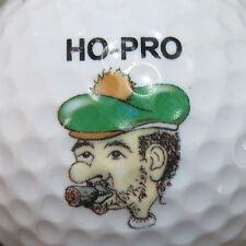 (1) HO-PRO LOGO GOLF BALL