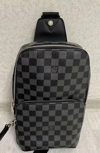 Louis Vuitton avenue sling bag Men's bag N41719