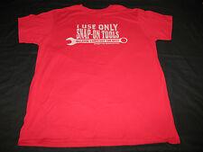 Snap On Tools questo stagioni Rosso T-Shirt Nuovo di zecca (M) MEDIUM
