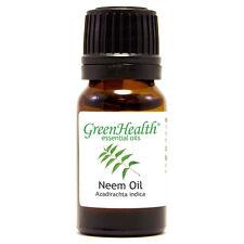 10 ml Neem Essential Oil (100% Pure & Natural) - GreenHealth