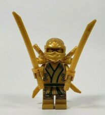 Lego Ninjago Lloyd Golden Ninja Minifigure Final Battle from Sets 70505 70503