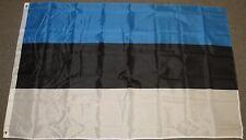 3X5 ESTONIA FLAG ESTONIAN BANNER EUROPE EU NEW F130