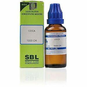 SBL Coca 1000 CH (30ml) Dillution + FREE SHIPPING WORLDWIDE ...