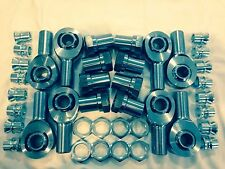 "1 1/4"" 4Link Complete Kit With High Misalignment Spacers 1.25"" Heim Joint 4L+4R"