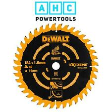 DeWalt DT1668 Cordless Mitre Saw Blade For DCS365 184 x 16mm x 40T
