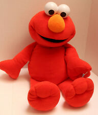 "EX-Large 28"" Sesame Street Elmo Stuffed Special Edition Animal by Fisher Price"