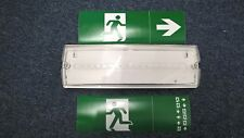 LED Emergency Light Fitting - NM3 M3 - Maintained/Non-Maintained Bulkhead Light