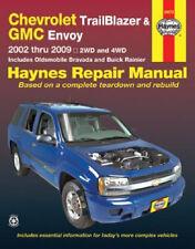 Car truck service repair manuals for gmc for sale ebay 2002 2009 trailblazer envoy bravada rainier repair service shop manual book 9619 fandeluxe Gallery