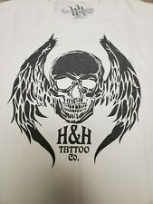 Hart & Huntington tattoo shop shirt XL Las Vegas The Strip