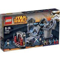 LEGO 75093 STAR GUERRAS EN DUELO FINAL DE LA DEATH STAR NUEVO BOX DAMAGE