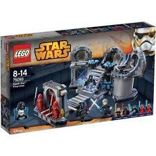 LEGO 75093 STAR WARS LE DUEL FINALE DELLA DEATH STAR NEUF BOX DOMMAGE