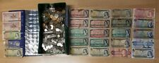 $355 CAD FV Lot of Canada Coins & Banknotes - Great mix!