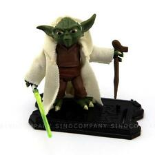 Yoda Jedi Master CW05 Hasbro Star Wars The Clone Wars 2010 Action Figure SF50