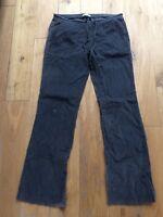 James Perse Corduroy Trousers Lounge Pants Bottoms 2 M Medium